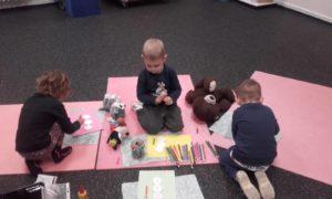 Crafting with kids, Brandýs