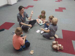 English with kids, Brandýs
