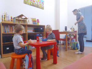 angličtina pro děti, Brandýs