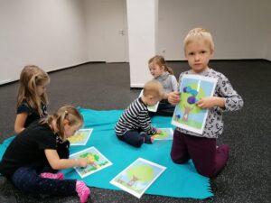English crafting with kids, Brandýs n. Labem