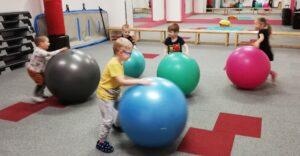 Playing with balls, Brandýs n.Labem